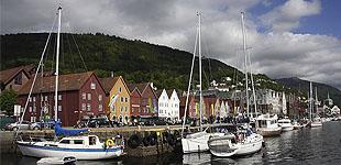Путешествие в самый дождливый город Норвегии, и как это не оправдалось.