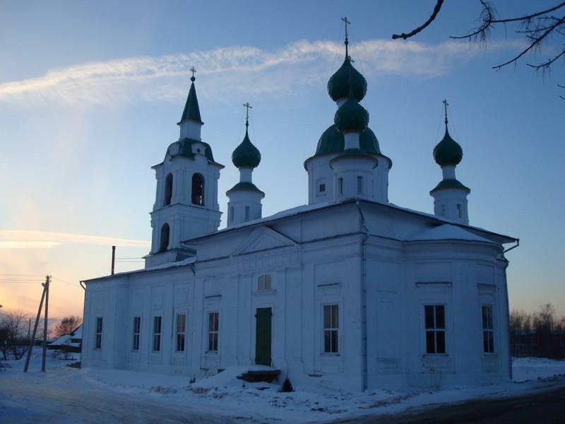 Церковь Андрея Стратилата фотографии