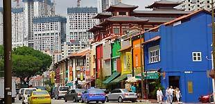 В отпуск к дикарям. Часть первая. Сингапур.