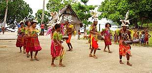 Синг-синг в Маданге, Папуа Новая Гвинея
