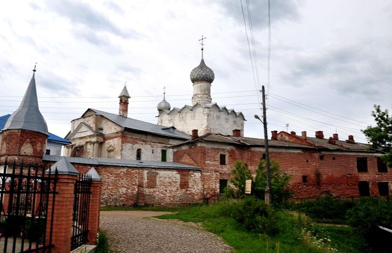 Рождественский монастырь фотографии