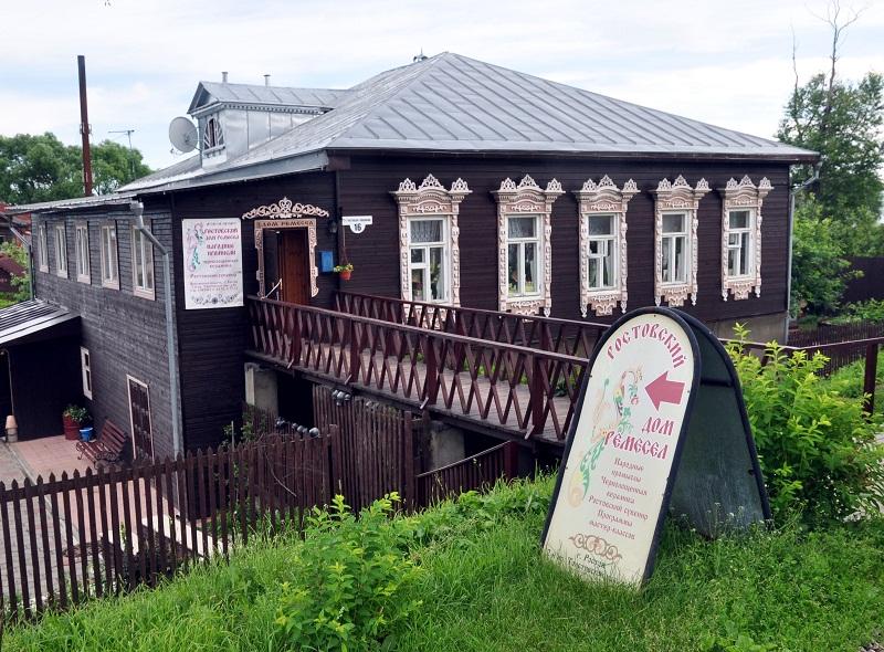 Дом Ремесел в Ростове фотографии