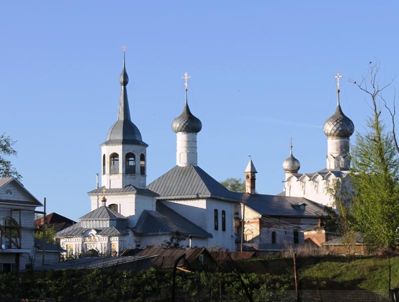 Церковь Николы на Подозерье фотографии