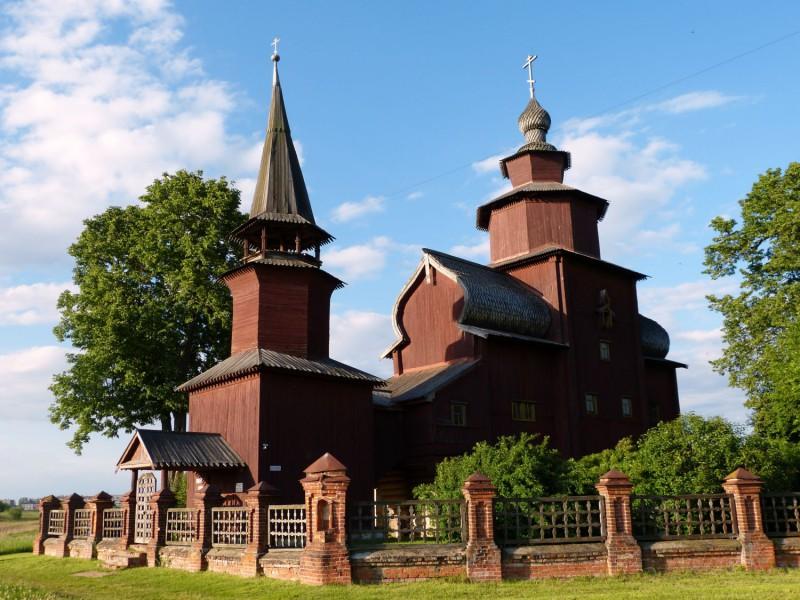 Церковь Иоанна Богослова фотографии