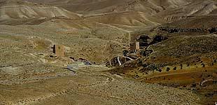 Мар Саба – монастырь в Израиле