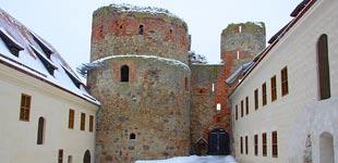 Средневековые замки Латвии