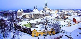 10 городов Прибалтики, которые стоит посетить