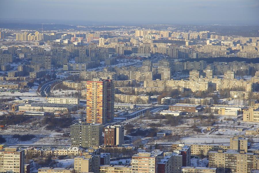 Про Новый год в Вильнюсе и заснеженный Тракай