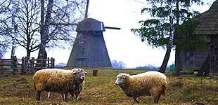 Румшишкес, Литва