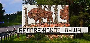 Беловежская пуща, зоопарк, Беларусь