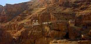 Сорокодневный монастырь Искушения Каранталь, Иерихон