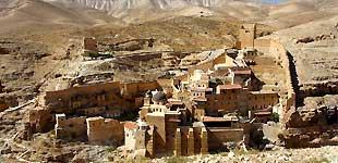 Монастырь Мар Саба, Палестина