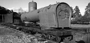Музей узкоколейных железных дорог в Переславле-Залесском