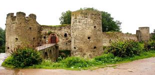 Копорская крепость, Копорье