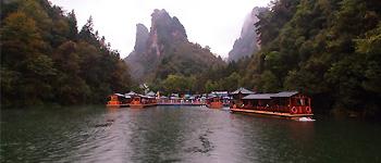 Озеро Баофен, Китай