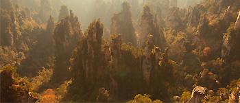 Горы Аватара, Тяньцзышань, Китай