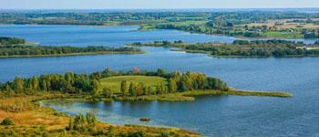 Как отдохнуть на Браславских озерах в Беларуси?
