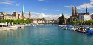 Три часа в Цюрихе