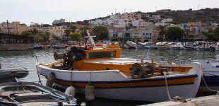 Елунда, Крит, Греция