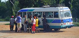 Дар-эс-Салам – Карату, Танзания
