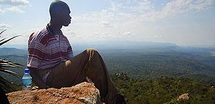 Окрестности озера Маньяра, Танзания