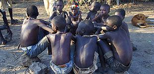 Племя ватиндиго, охота, Танзания