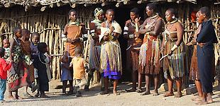Африканская мечта детства. Часть 4. Племя датог.