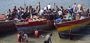 Дар-эс-Салам, Танзания