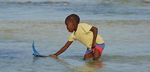 Занзибар, морская прогулка, Танзания