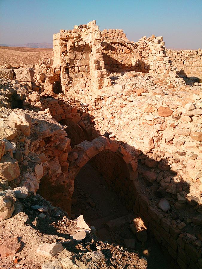 Замок Шобак (Shoubak)