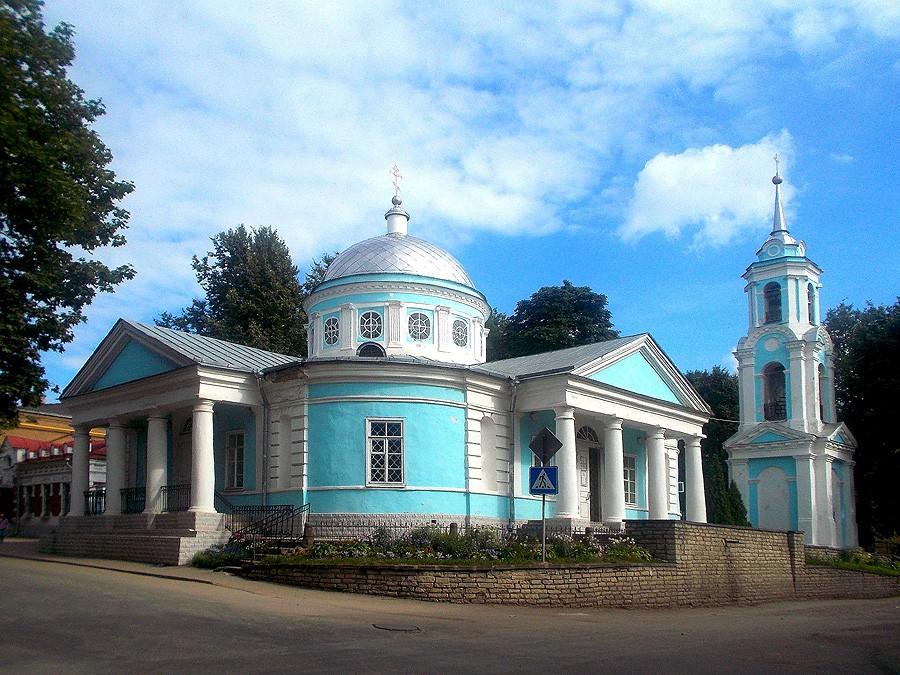 Церковь Успения Пресвятой Богородицы с Полонища фотографии