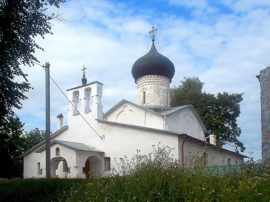 Церковь Николы со Усохи фотографии
