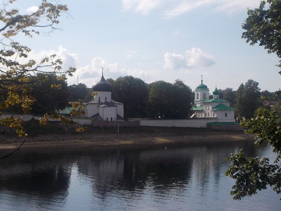 Спасо-Преображенский Мирожский монастырь фотографии