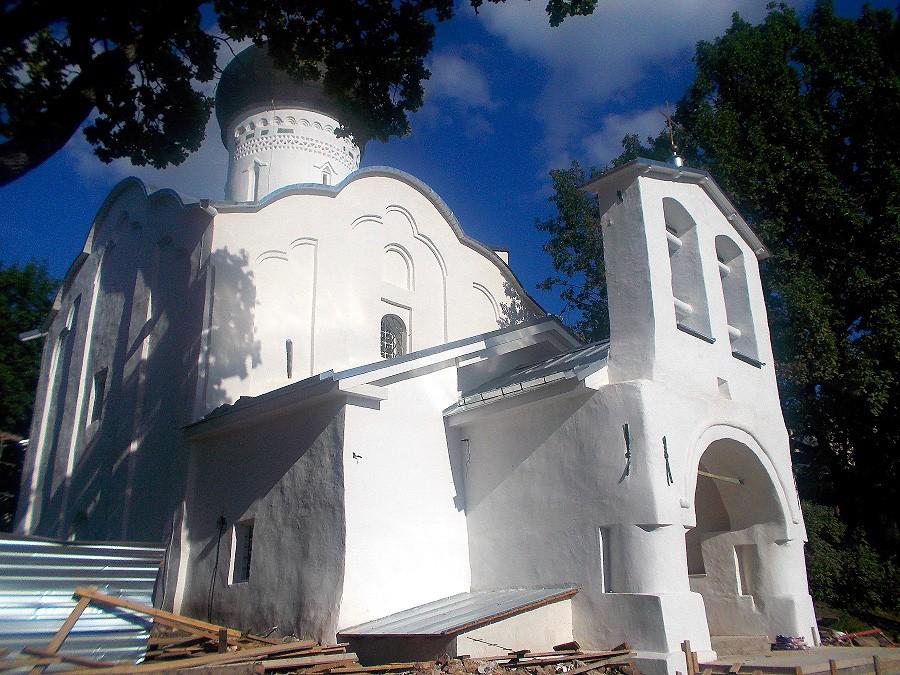 Церковь Георгия со Взвоза фотографии