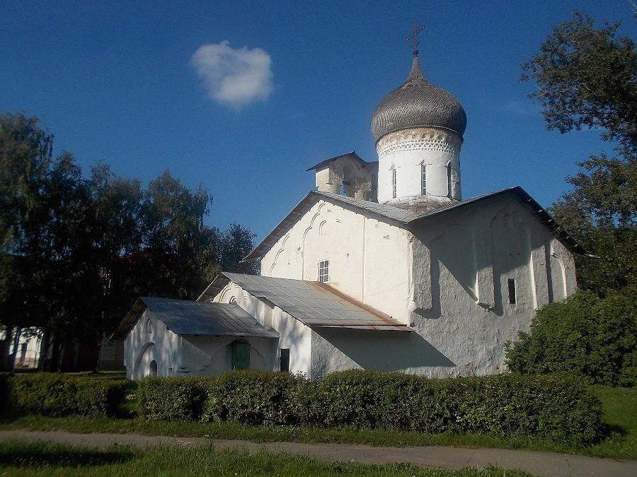 Церковь Иоакима и Анны фотографии