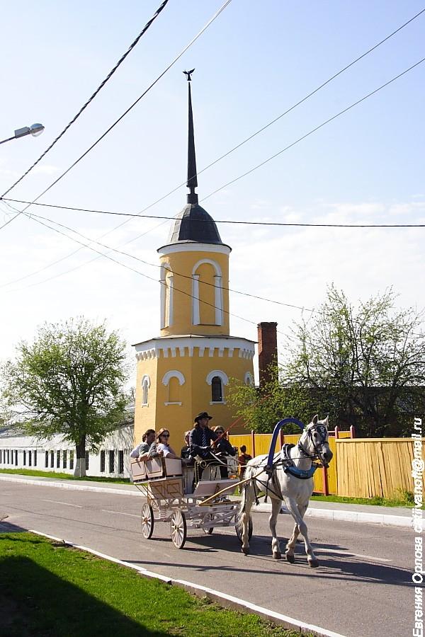 Новоголутвинский Свято-Троицкий монастырь фотографии