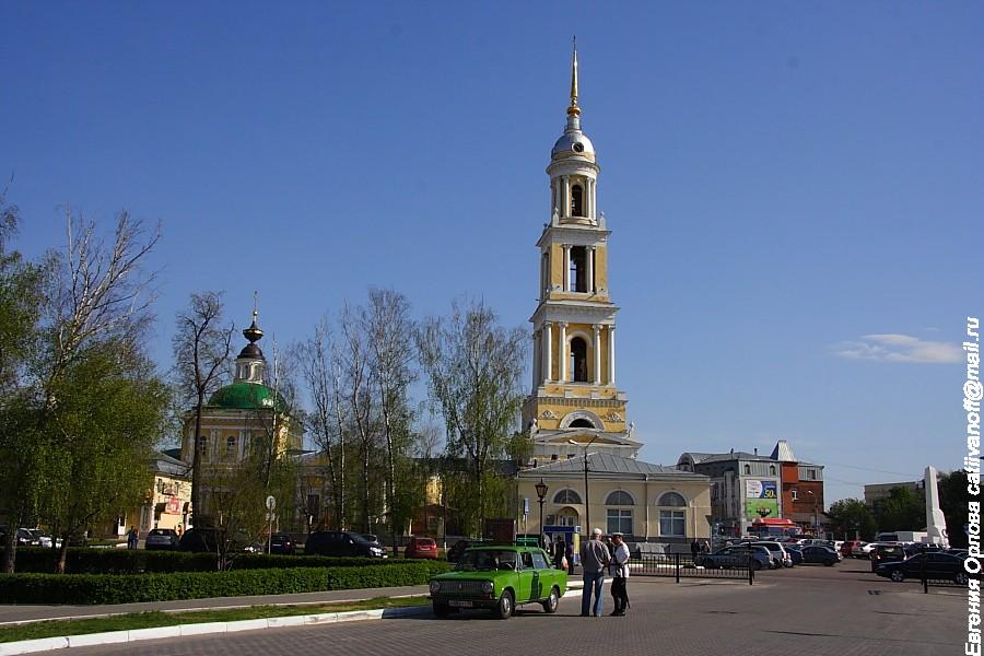 Старо-Голутвинский монастырь фотографии
