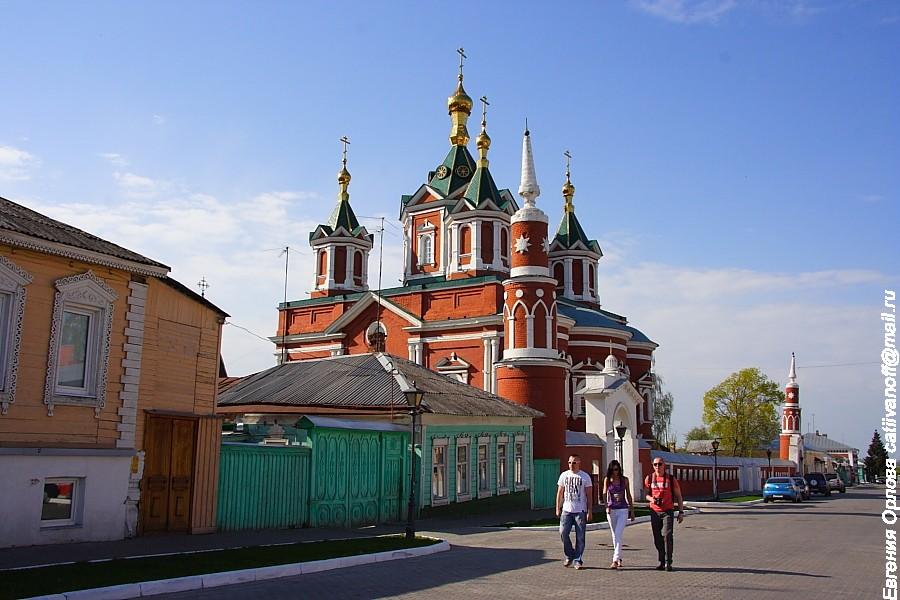 Успенский Брусенский монастырь фотографии
