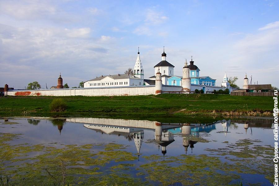 Бобренев Богородице-Рождественский монастырь фотографии