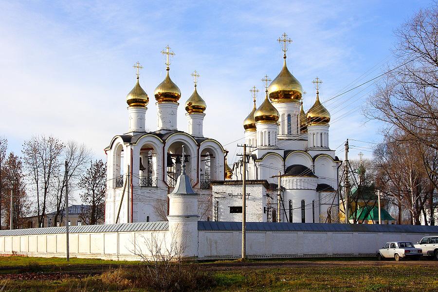 Свято-Никольский монастырь фото
