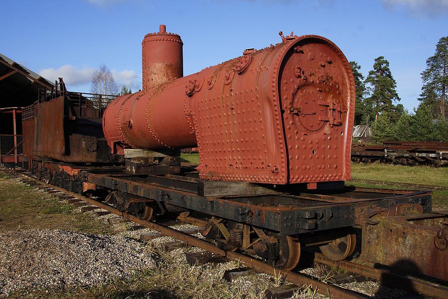 Музей узкоколейных железных дорог фото