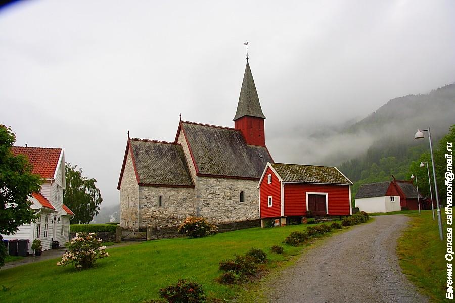 Dale Stone Church фото