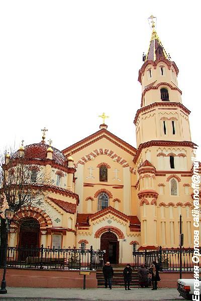 Церковь Св. Николая Чудотворца фото