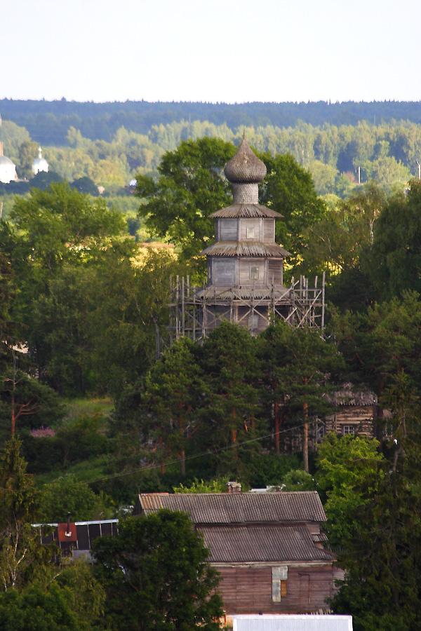 Старо-Вознесенская (Тихвинская) церковь фотографии