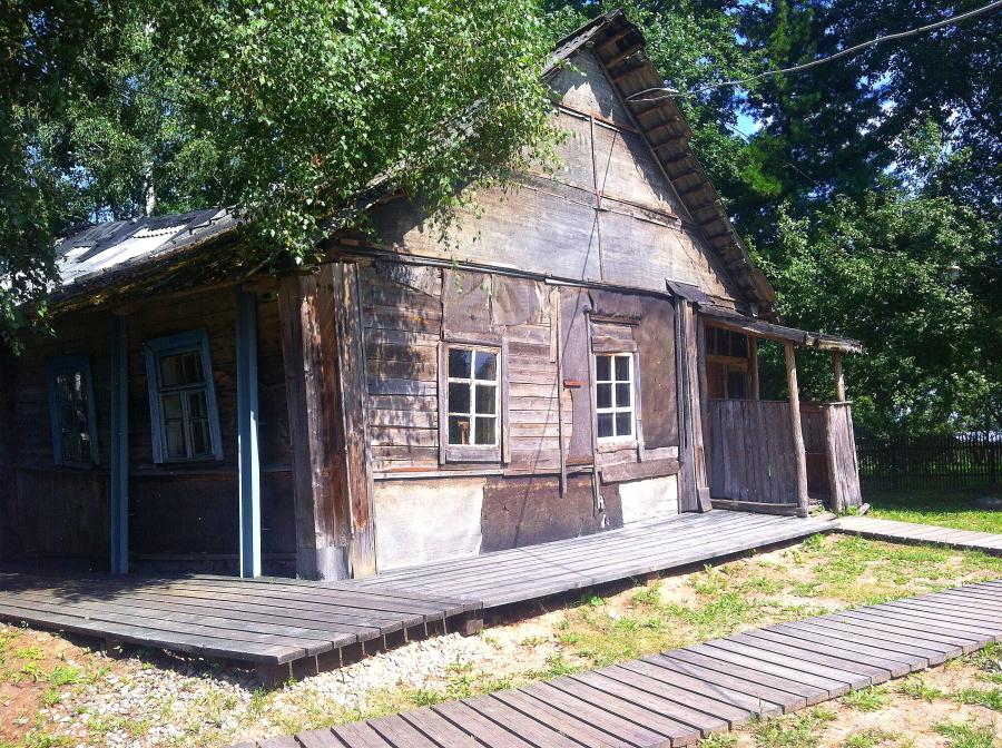 дом-музей Сергея Довлатова фотографии
