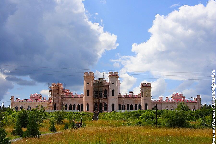Дворец Прусловских (Коссовский замок) фото