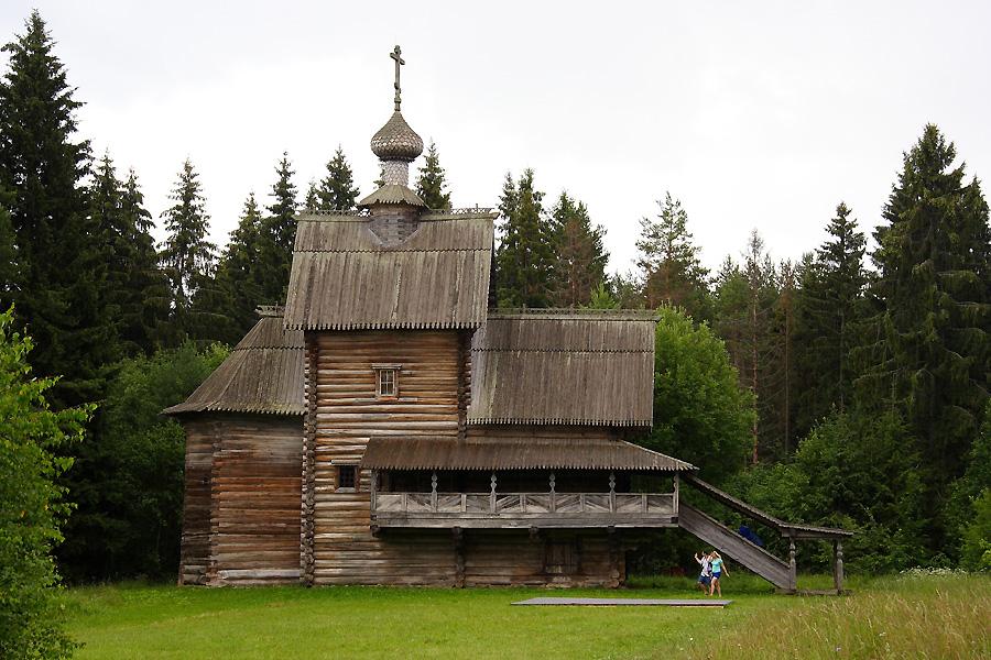 церковь Преображения фотографии