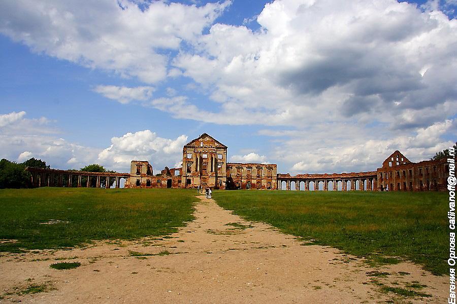 Ружанский замок фото
