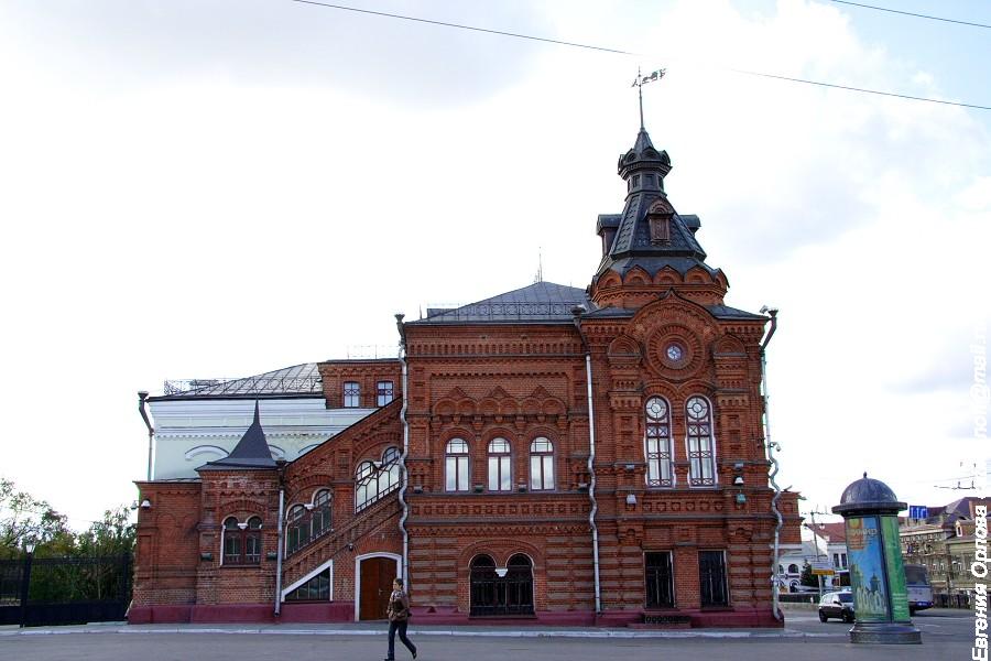 Старая городская дума во Владимире фото