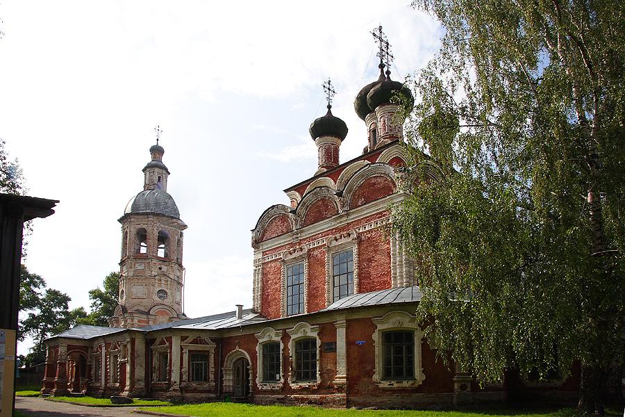 Троицкий собор фотографии